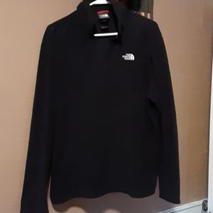 North Face Mens Fleece  pull over Large